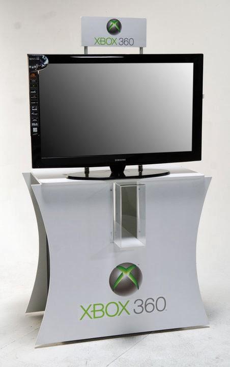 Km2 modulo para juegos xbox 360 for Mueble para xbox 360