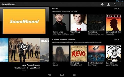 SoundHound ∞ 6.3.0 Apk screenshot