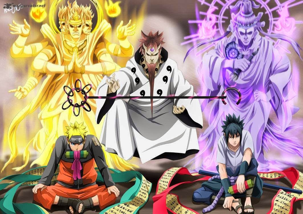 Cmo descargar Naruto gratis - descargar captulos de