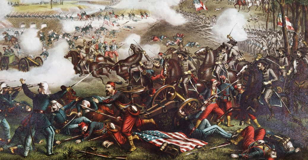 an essay on the second battle of bull run Welcome to command combat: civil war - the battle of bull run / manassas, the game where players take on the roles of generals and lead their armies against one another to fight out the mightiest battles of the civilwar.