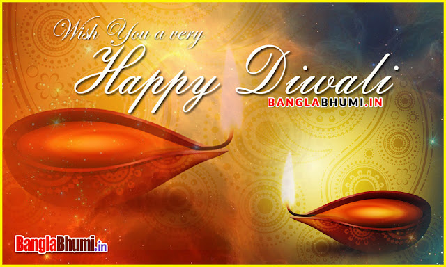 Happy Diwali Wishing HD Wallpaper