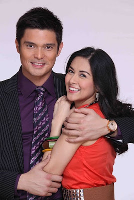 Marian Rivera and Dingdong Dantes on My Beloved