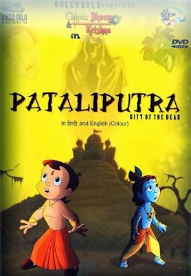 Chhota Bheem Krishna Pataliputra City Of The Dead Free Download 300mb