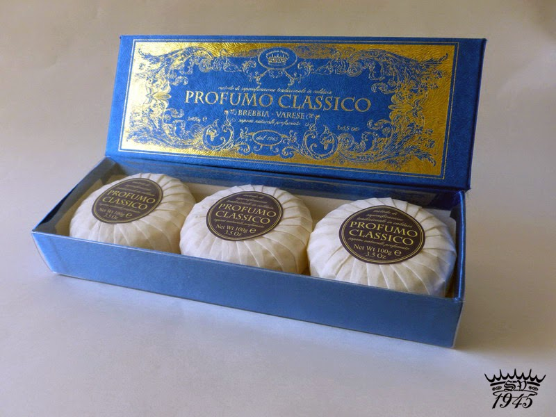 fabric soap gift set