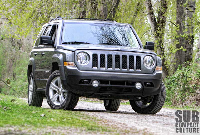 2012 Jeep Patriot Latitude 4x4 - Subcompact Culture