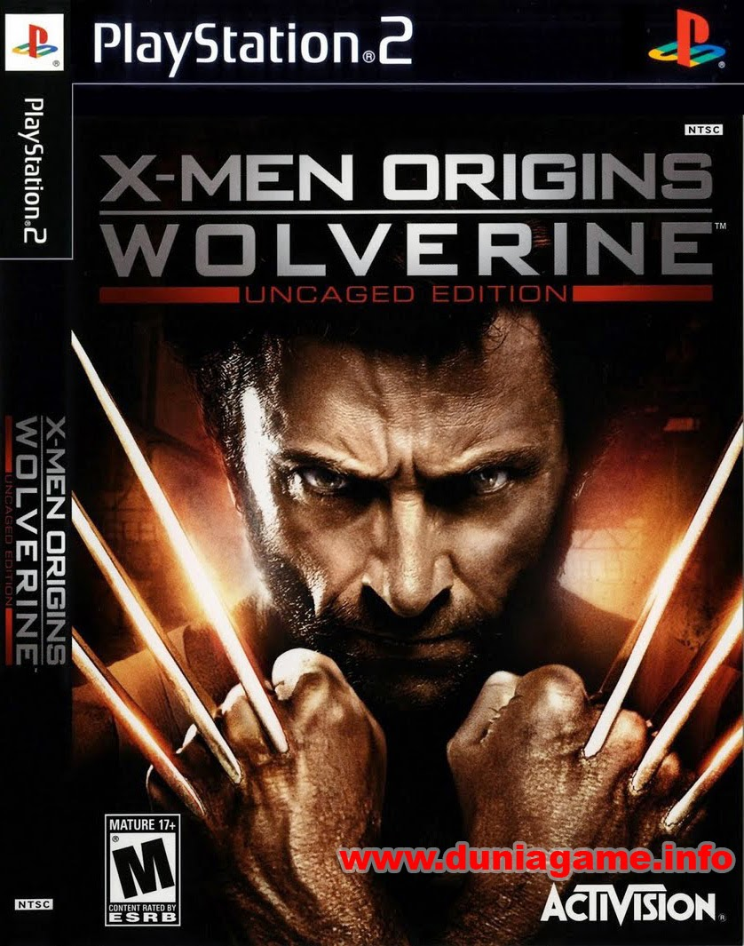 Download X-Men:Origins Wolverine-PS2
