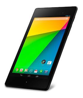 Nowy Nexus 7