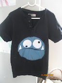 Monster T-shirt DIY