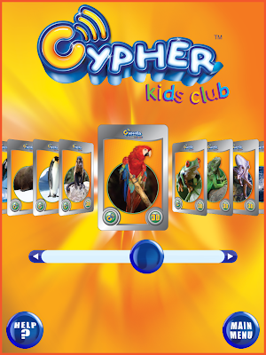Cypher Kids Club i3D Interactive Cards