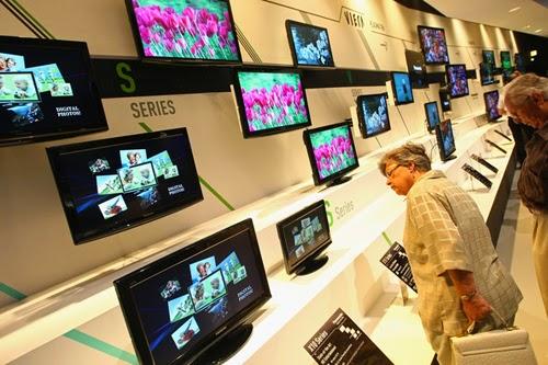 Công Ty Panasonic ra 3 dòng TV LCD giá rẻ