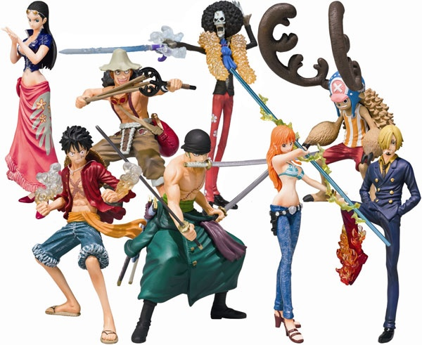 Figures de One Piece