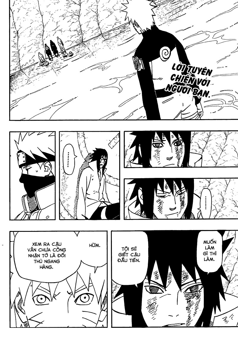 Naruto chap 487 Trang 2 - Mangak.info