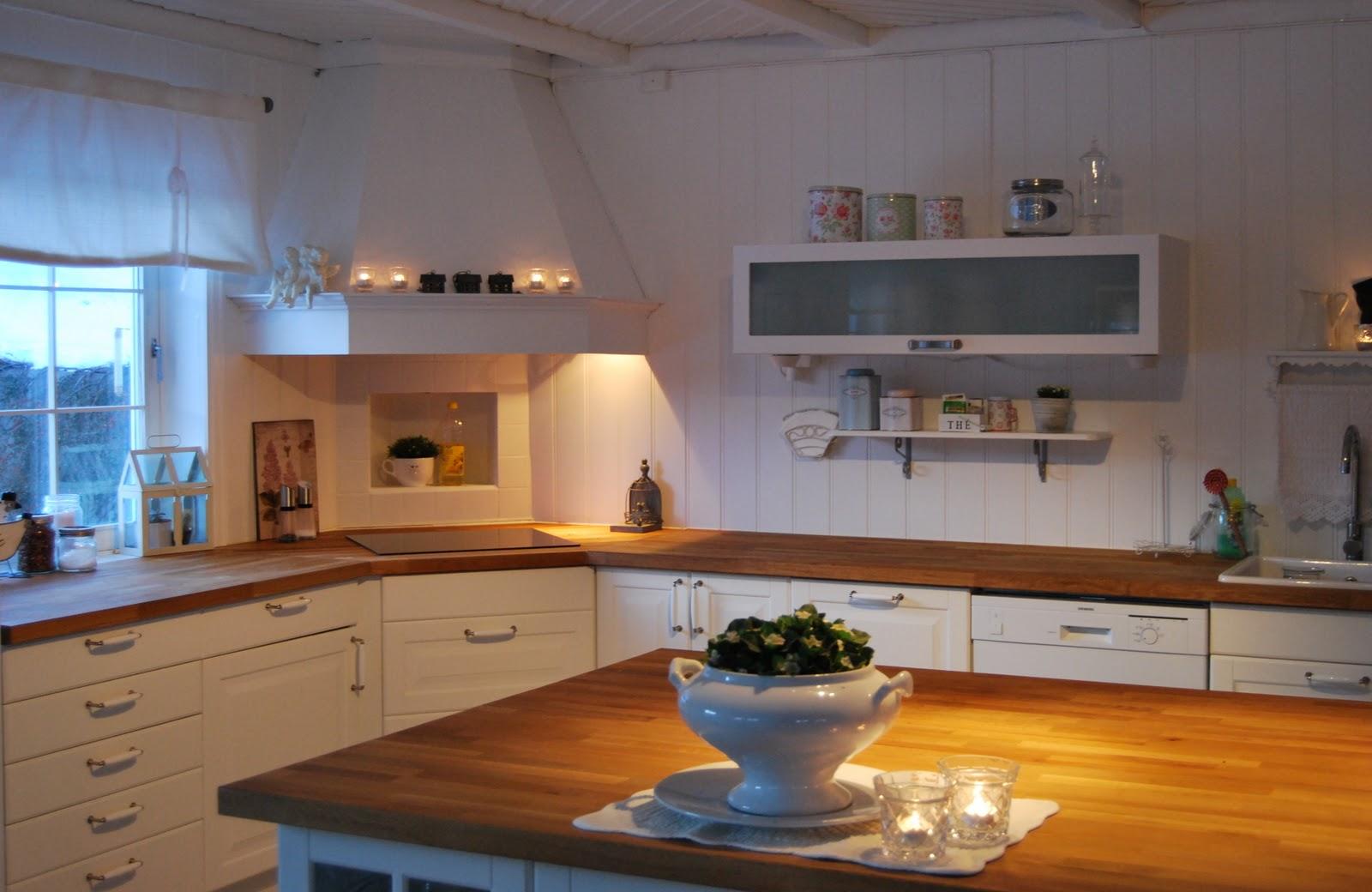 Smartpanel kjøkken