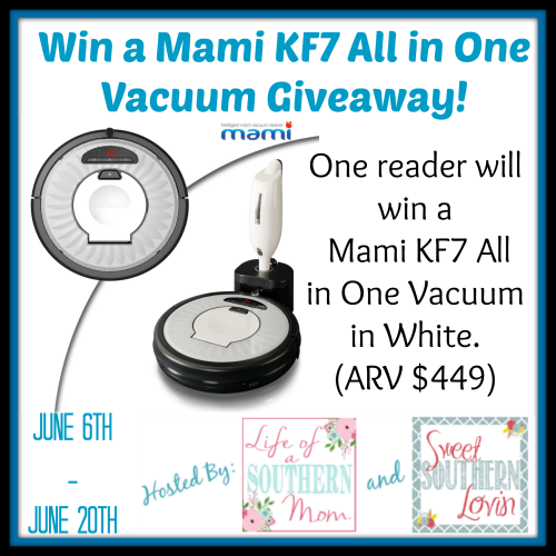 Enter the Mami KF7 Series Giveaway. Ends 6/20.