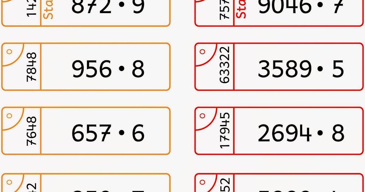 Multiplizieren 4 - multiplizieren mit einer zweistelligen zahl