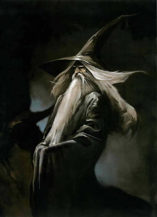 Gandalf por Abi909