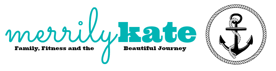 Merrily Kate - Family, Fitness and the Beautiful Journey