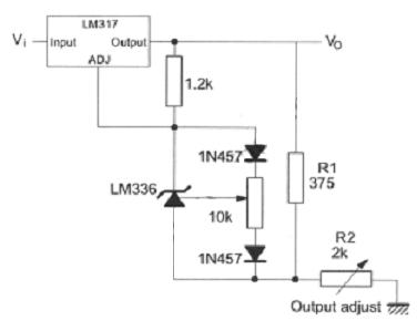 wiring diagram for car precision power regulator electronic diagram