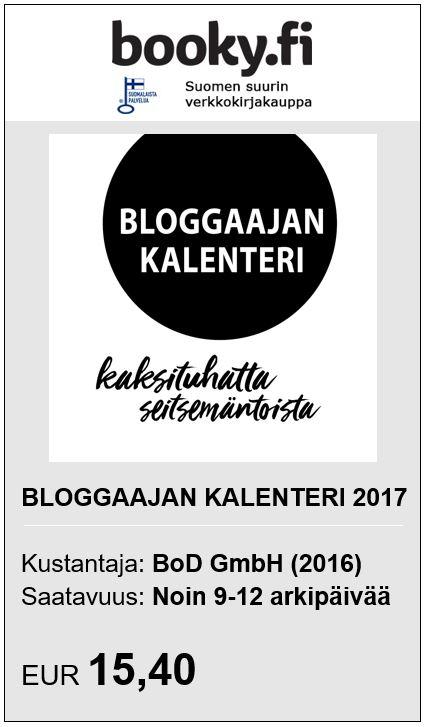 Bloggaajille!