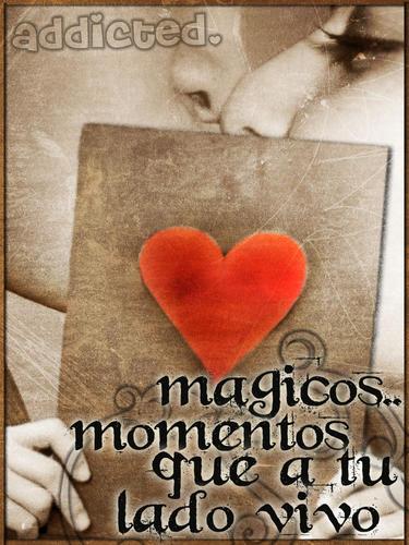 imágenes con frases de amor en corazones