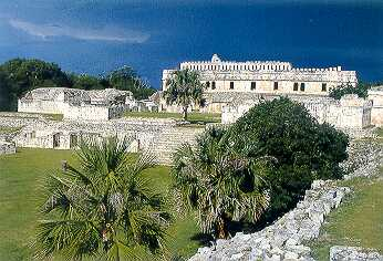wonderful Kabah Mexice