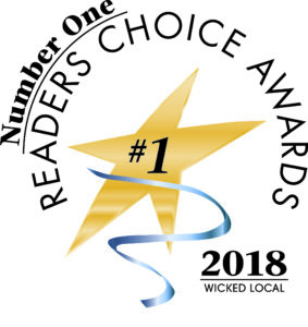 Wicked Local Reader's Choice Award