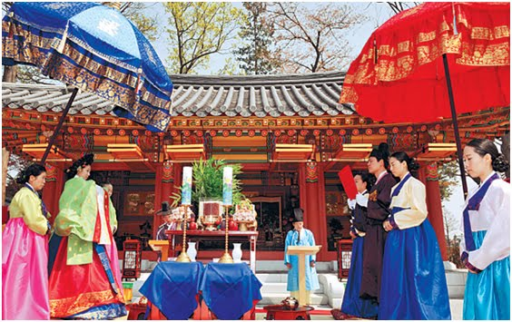 TRADITIONAL WEDDING CEREMONIES    傳統 婚禮