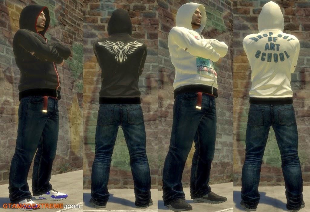 Baixar mod para GTA IV de Novo Estilo Para o Niko