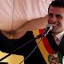 """Capriles llamó a la unión de los venezolanos. """"El 2013 será duro. No podemos dejarnos expropiar el futuro"""""""