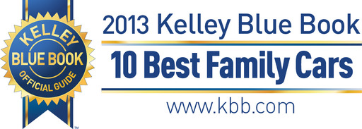 Ford Fusion Makes Best Family Cars List By KBB.com