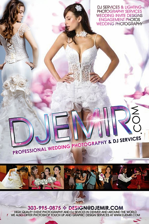 Denver's Premier DJ and Photography Services www.djemir.com 303-995-0875