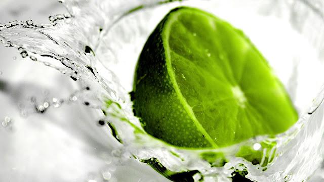 Green Lime HD Wallpaper