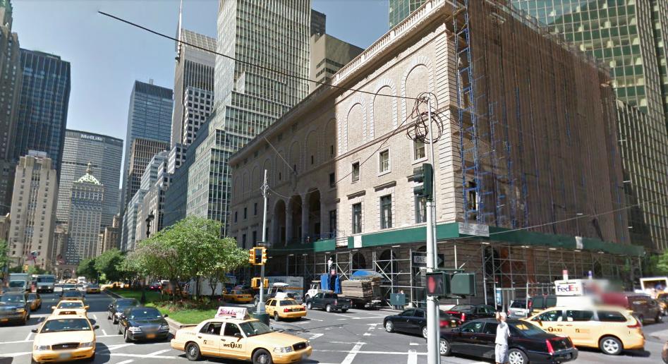 The Urbanist's Guidebook: Seagram Building Plaza, New York