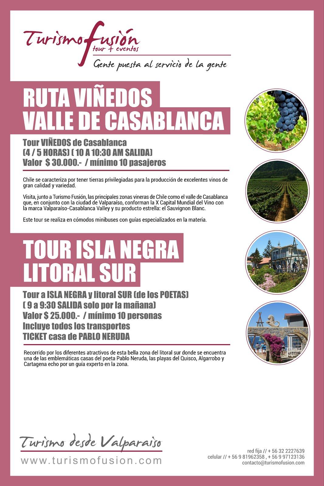 TEMPORADA TOURS 2016 / 2017