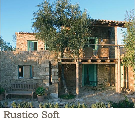 Rustico soft blog di arredamento e interni dettagli for Piani di casa artigiano rustico