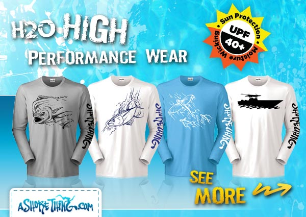 Incite brands shorething h20 high performance wear for High performance fishing shirts