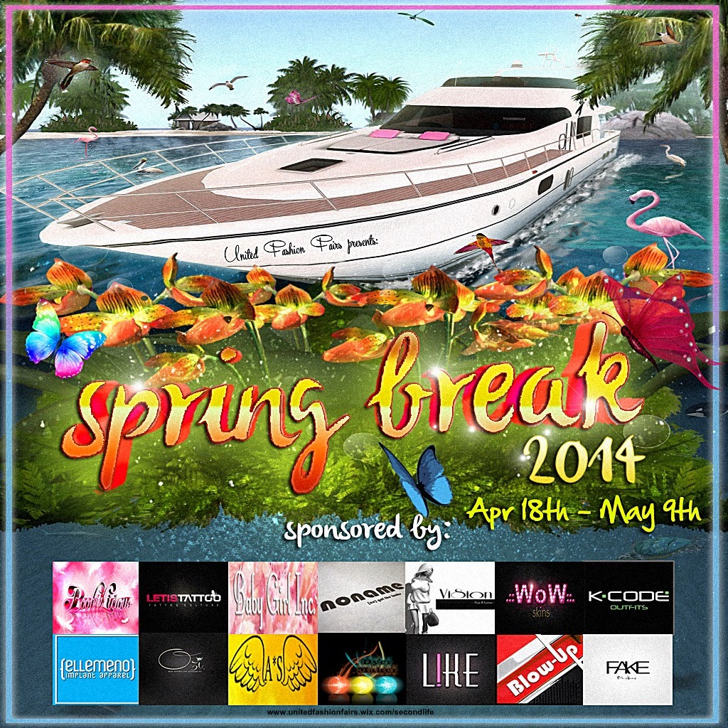 The Spring Break Fair
