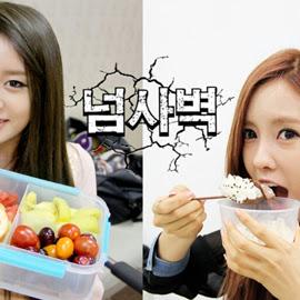 CCM Ungkap Isi Bekal Makanan T-ara Jiyeon dan Hyomin