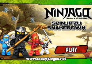 Jugar NinjaGO