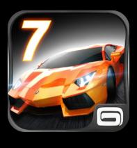لعبة اسفلت 7 مجانا للبلك بيري و الايفون و الاندرويد Download Asphalt 7: Heat