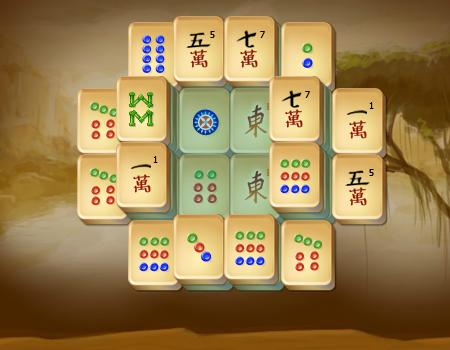Jogos de Mahjong: JollyJong 2.5