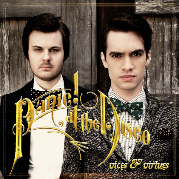 panic at disco wallpaper. rhoda panic at the disco