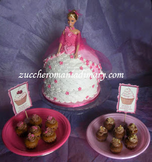 pasta di zucchero torta principessa bambini compleanno