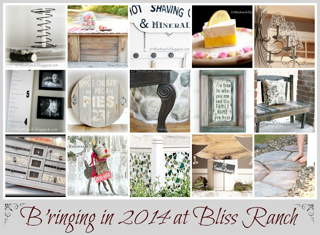 2013 Project Collage Bliss-Ranch.com