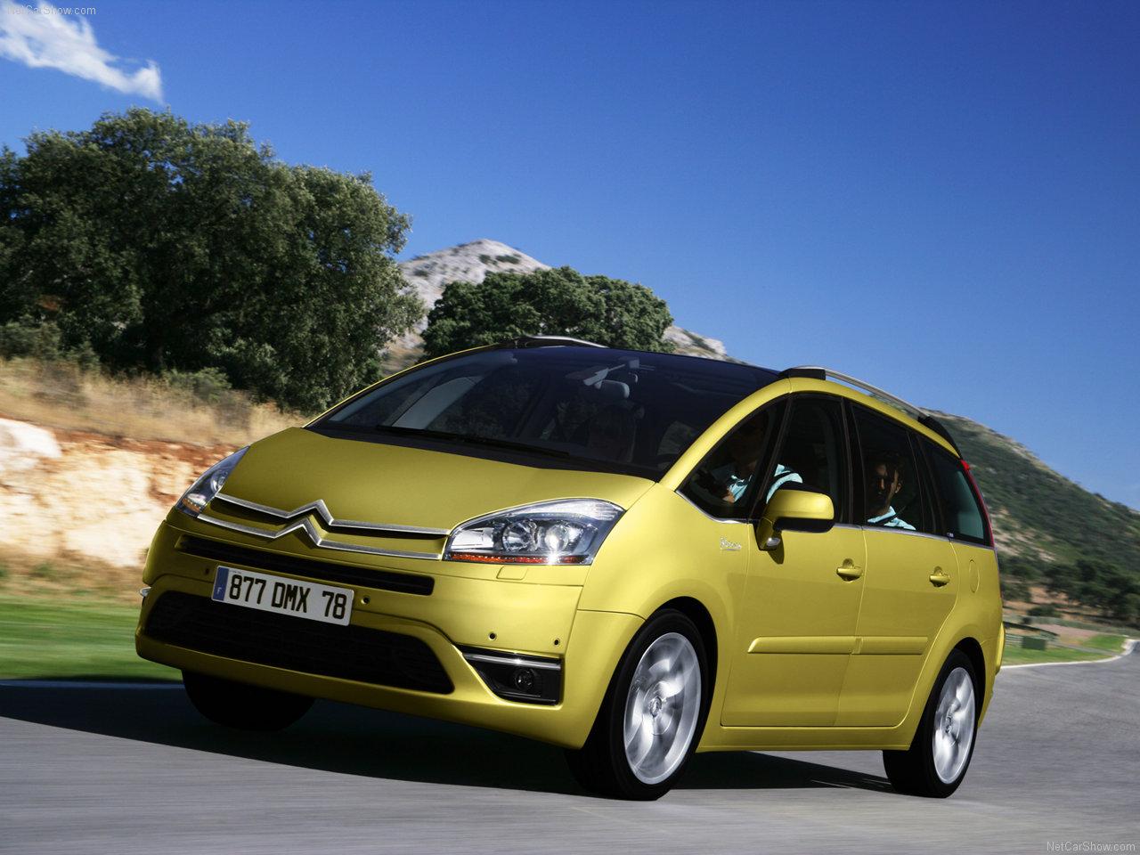 Citroën Grand C4 Picasso nouvelles 7-places a été nommé Meilleur