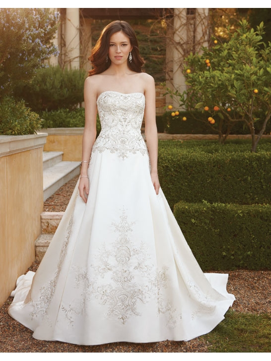 Elegant wedding ball gowns gown and dress gallery for Elegant ball gown wedding dresses