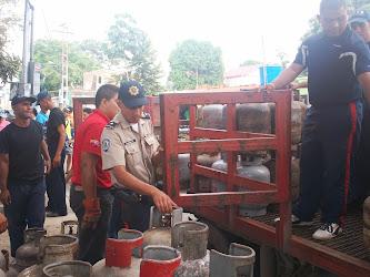 Operativo Gas Comunal, Parroquia Miguel Peña