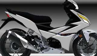 Berlanjut Kisah K56F, Inikiah Motor Terbaru Honda Untuk Tantang MX King ?