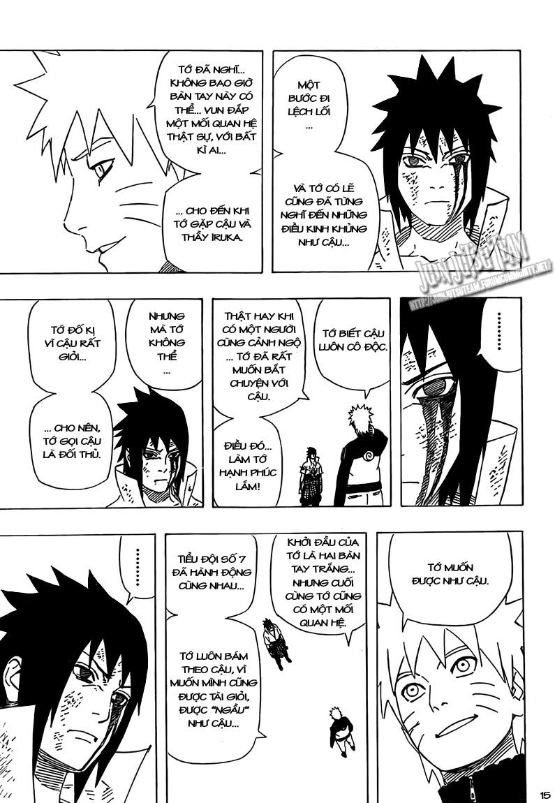 Naruto chap 485 Trang 14 - Mangak.info