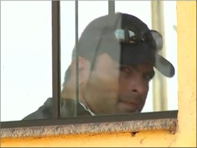 Preso em flagrante no dia 30 SET 2012, na cidade de Ponta Porã/MS por Policiais Rodoviários Federais